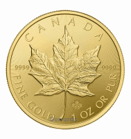 buy gold maple leaf coin