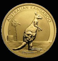 one ounce australian gold kangaroo